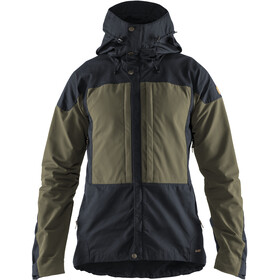 Fjällräven Keb Jacket Men dark navy/light olive